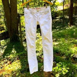 Rock Revival Heather T16 Straight Jeans